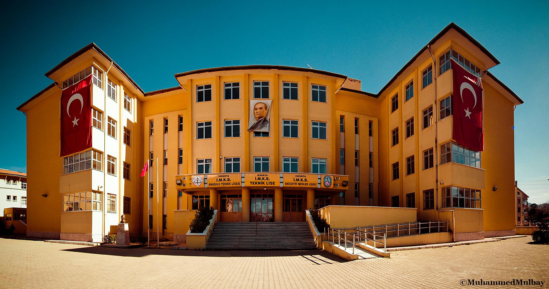 Isparta İMKB ATL Lisesi