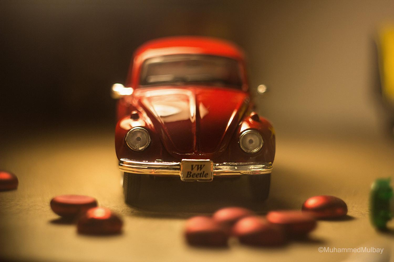 Kırmızı VW