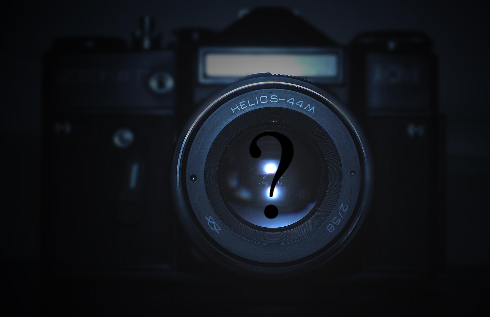 Helios 44 58mm f2 m42 Lensler