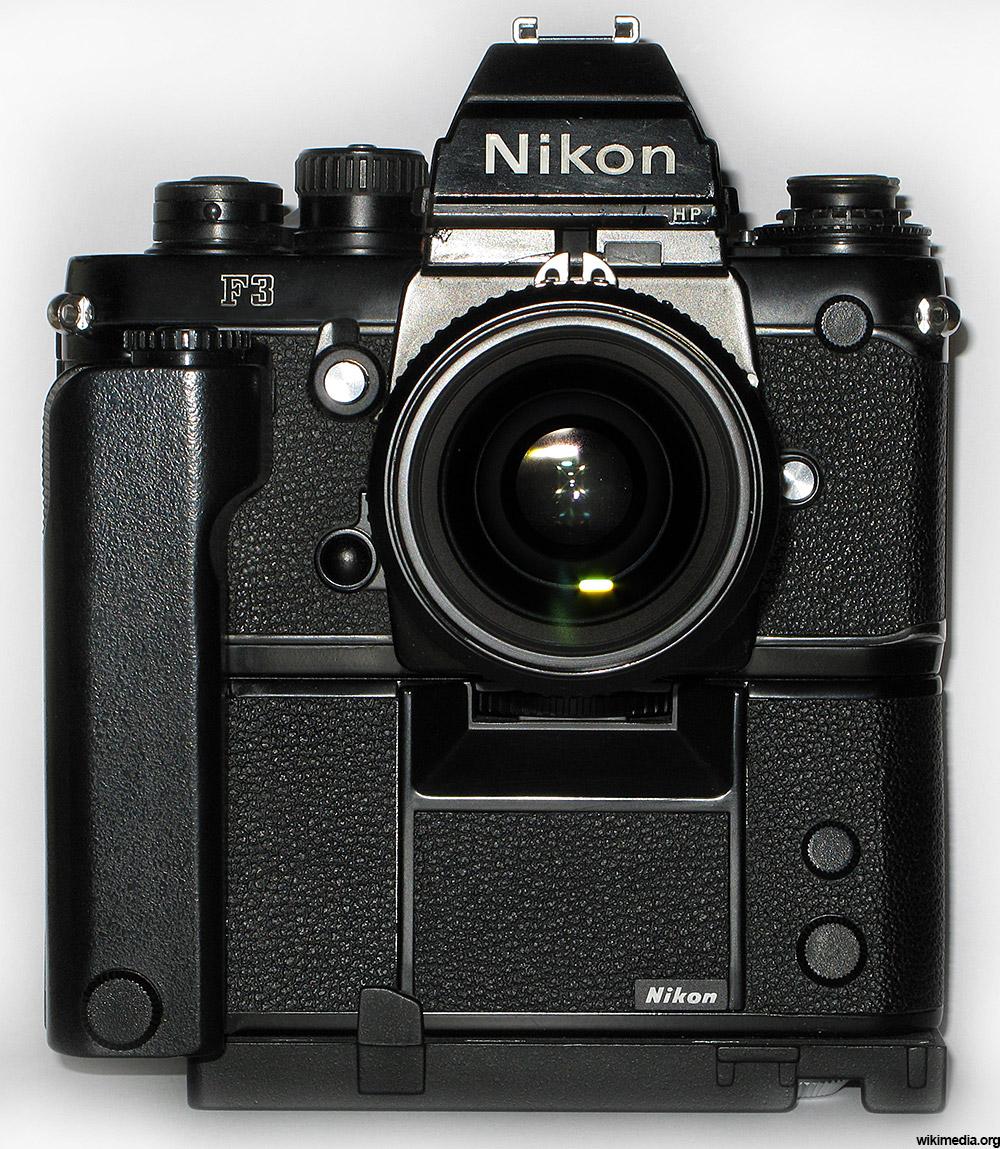 Nikon-F3P-kullanimi