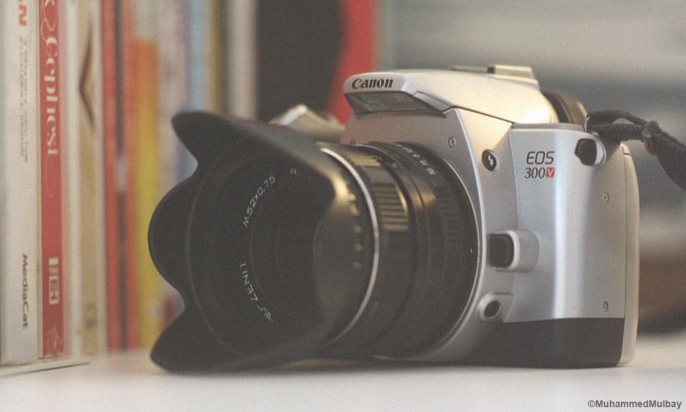 Canon 300V Kullanımı