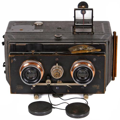 Stereo Analog Fotoğraf Makineleri