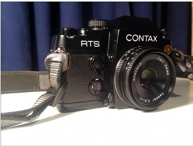 contax-RTS II-kullanimi