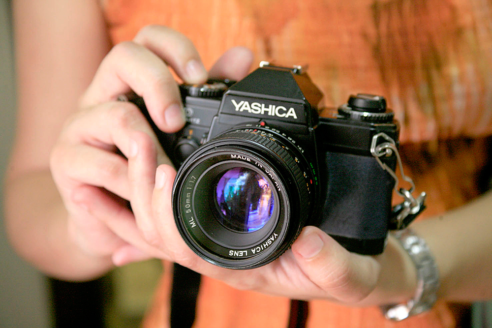 Yashica FX Serisi Kullanımı
