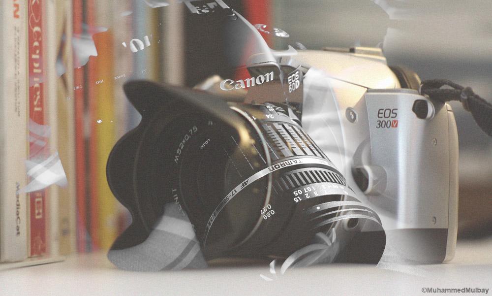 Canon 300V & Canon 60D