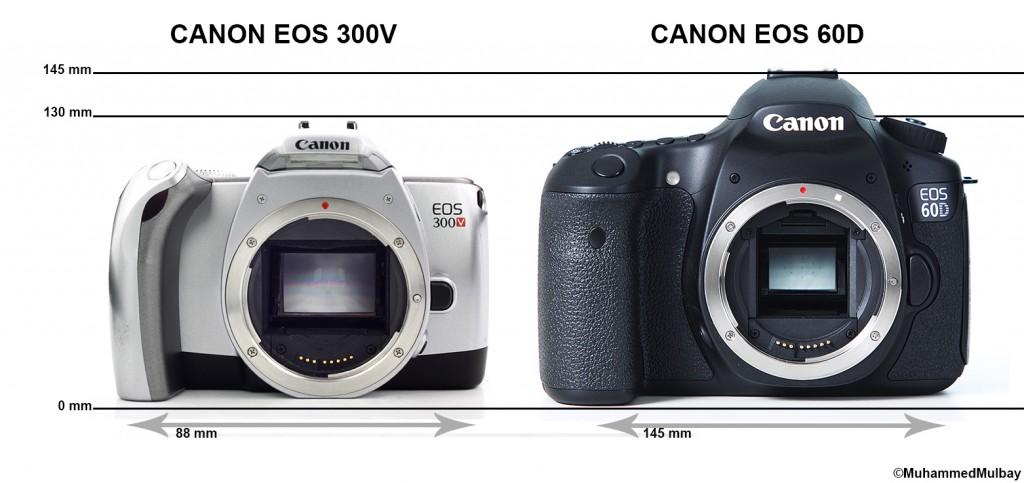 canon-60D-kiyasla-canon-300v-2-