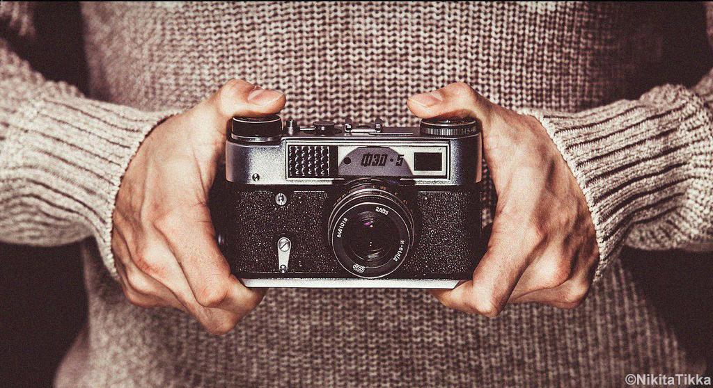Fed Serisi Fotoğraf Makinesi Kullanımı