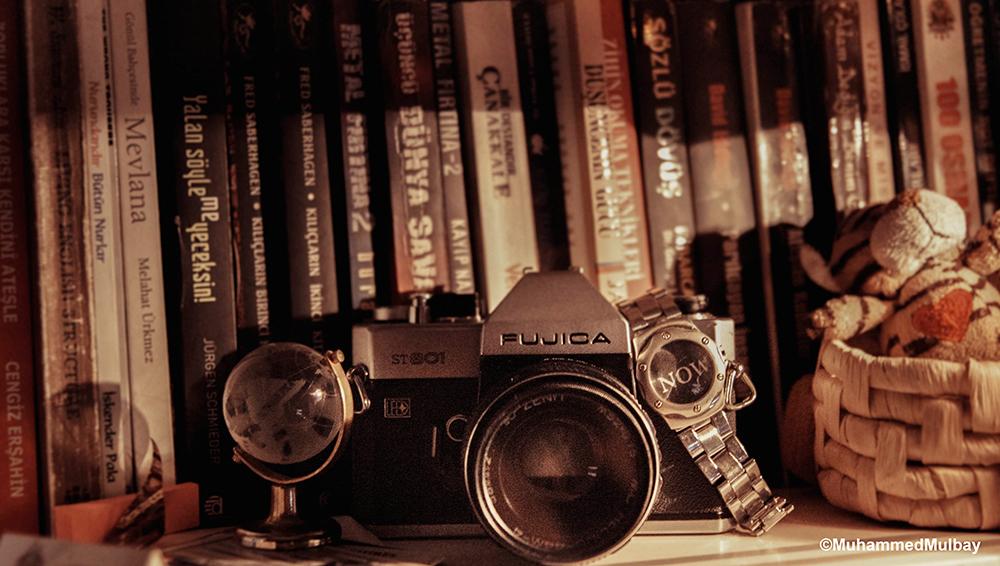 Fujica ST Serisi Kullanımı